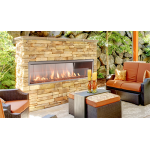 "Superior 72"" Outdoor Vent-Free Fireboxes, Linear - VRE4672"