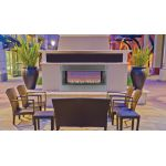 "Superior 443"" Outdoor Vent-Free Fireboxes, Linear - VRE4543"