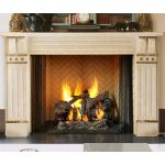 Majestic Ashland 50 Wood Burning Fireplace - ASH50