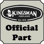 Kingsman Part - ACCESS COVER - 36 CONVEX - 36HB-389BL