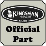 Kingsman Part - ACCESS COVER LEAF - BLACK - 19ZDV-361BL