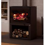 Osburn Inspire 2000 Wood Stove with Steel Base Kit - OB02042