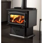 Osburn 3500 Wood Stove With Blower - OB03500