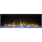 Napoleon Trivista 50 - Three-Sided Electric Fireplace - NEFB50H-3SV