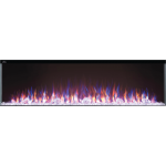 Napoleon Trivista 60 - Three-Sided Electric Fireplace - NEFB60H-3SV