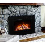 Amantii 26 Traditional Series Electric Fireplace - TRD-26
