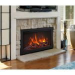 Amantii 44 Traditional Series Electric Fireplace - TRD-44
