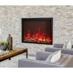 Amantii 48 Traditional Series Electric Fireplace - TRD-48