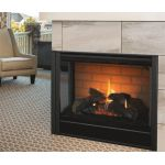 Majestic Corner Gas Fireplace L/R-COR - DV36IN