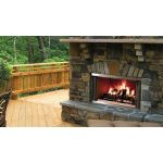 "Majestic Montana 36"" Outdoor Wood Fireplace - MONTANA-36"