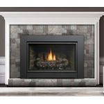 Kingsman Direct Vent Fireplace Insert - IPI - IDV34