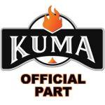 Part for Kuma - Brass Compression Fitting For Oil Classic Fuel Regulator - KR-RF-OC