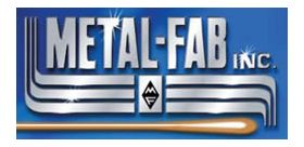 """Metal-Fab Corr/Guard 4"""" Rinnai Horziontal Termination - 4CG7HTAZ"""