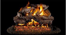 """Real Fyre 24"""" G4 Charred Cedar Log Sets - CHCRG4-24"""
