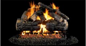 """Real Fyre 30"""" GX4 Pioneer Oak Log Sets - PNGX4-30"""
