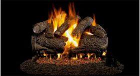 """Real Fyre 30"""" G4 Charred Forest Oak Log Sets - CHFG4-30"""