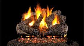 """Real Fyre 24"""" G4 Noble Oak Log Sets - NOG4-24"""