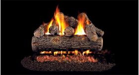 "Real Fyre 60"" G4 Golden Oak Designer Plus Log Sets - RDPG4-60"