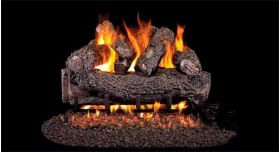 "Real Fyre 24"" G4 Forest Oak Log Sets - FOG4-24"
