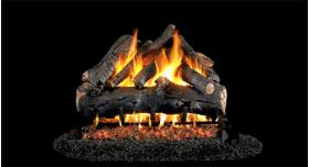 "Real Fyre 24"" G4 American Oak Log Sets - AOG4-24"