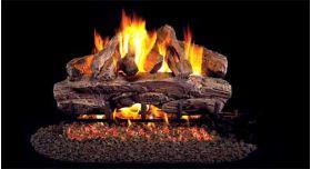 """Real Fyre 30"""" G4 Red Oak Log Sets - REDG4-30"""