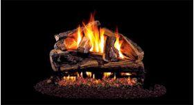 """Real Fyre 30"""" G4 Rugged Split Oak Log Sets - RRSOG4-30"""