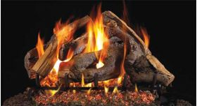 "Real Fyre 30"" G4 Woodstack Log Sets - WSG4-30"