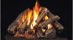 Real Fyre 24'' G4 Western Campfyre Log Sets - WCFG4-24