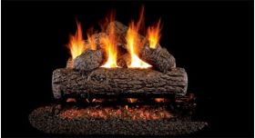 Real Fyre 36'' G4 Golden Oak Log Sets - RG4-36
