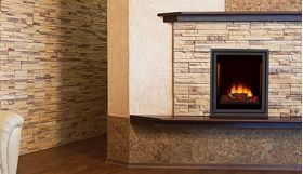 """Superior 27"""" Electric Fireplaces, Radiant, Front View - ERT3027"""