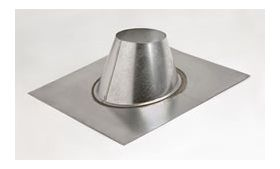 Metal-Fab B-Vent Standard Flashing - 12MF