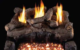 Real Fyre 18'' Evening Fyre Log Set - EFVG18-18
