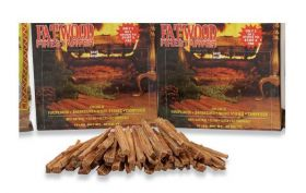 Uniflame 10 Pounds Fatwood in Color Carton - C-1710
