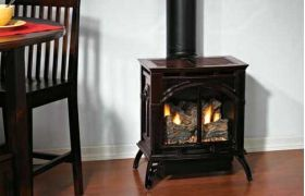 Empire Heritage Cast Iron Stove -Intermittent- 27000 BTU - DVP-30-CC70