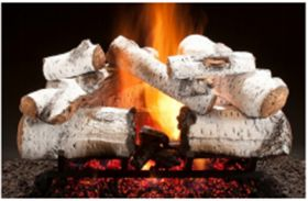 """Hargrove 36"""" Aspen Timbers Log Set - ATS36"""
