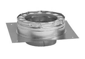 Metal-Fab Temp Guard Anchor Plate - 12TGAP
