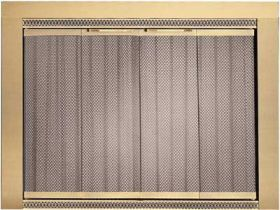 PW Portland Traditional II Fireplace Door - Standard Finishes - 5600
