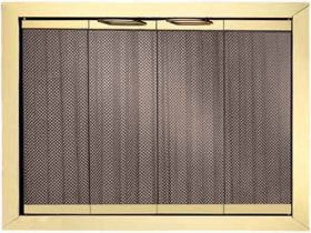 PW Trimfyre Fireplace Door - Premium Finishes - 5100P