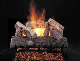 "Rasmussen 30"" Lone Star Log Set - Double Face - DF-LS30"