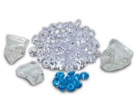 Amantii Fire Glass - Fire and Ice Media - Fi-108-Diamond