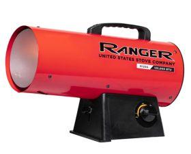 Ranger R125LP 125,000 BTU Propane Forced Air Heater