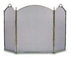 PW Century Classic Folding Screen - Standard Finishes - 760W