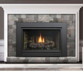 Kingsman Direct Vent Fireplace Insert - IPI - IDV34