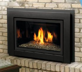 Kingsman Direct Vent Fireplace Insert - IPI - Propane - IDV33LPE