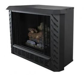 Ashley AGVF340LP Vent Free Fireplace - Propane - AGVF340LP