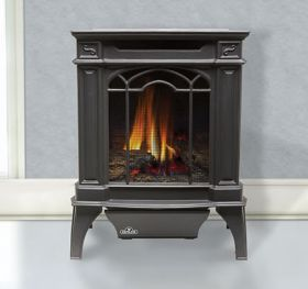 Napoleon GVFS20 The Arlington Vent Free Cast Iron Gas Stove - GVFS20N