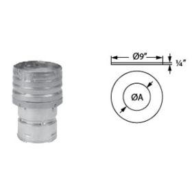 DuraVent 3 PelletVent Increaser 3-4 - 3PVL-X4