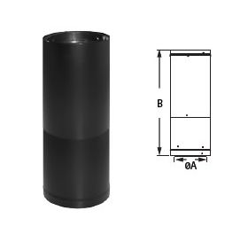 Chimney Pipe Venting Pipe Wood All Fuel Piping 6 Inch Duravent Combustion Air System 6 Duravent 6 Cas Duratech 14 24 Adjustable Triple Wall Stove Pipe 6cas 24a