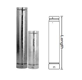 Selkirk 4'' RV 12'' Pipe Length - 104012 - 4RV-12