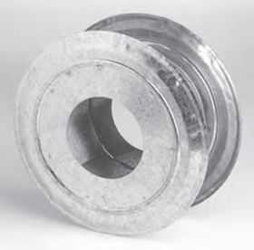 Metal-Fab B-Vent Partition Thimble - 3MPT